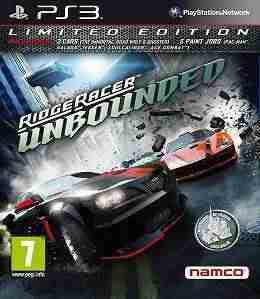 Descargar Ridge Racer Unbounded [MULTI][FW 4.0x][DUPLEX] por Torrent